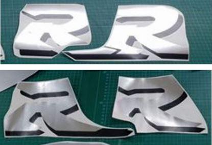 Picture of Honda CBR 900RR 1998 Fireblade Fairing Decals / Stickers