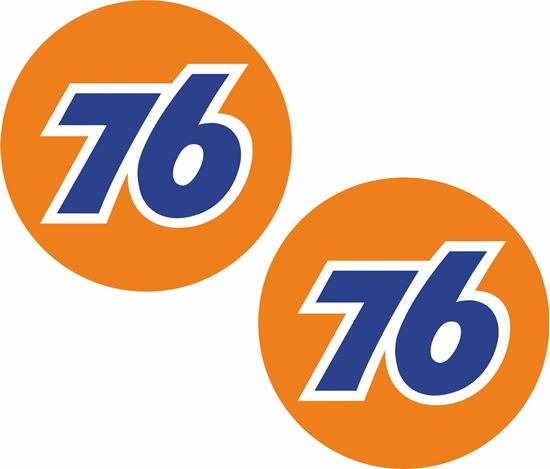 Picture of 76 Decals / Stickers