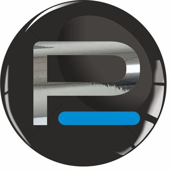 Picture of Impreza P1 Gear Shift Gel Badge 14mm