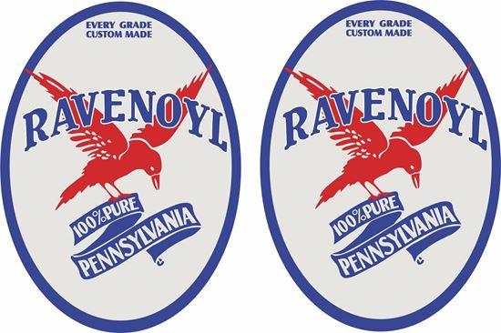 Picture of Ravenoyl Decals / Stickers