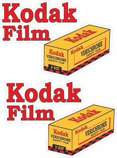 Picture of Kodak Decals / Stickers