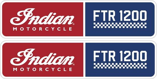 Picture of Indian FTR 1200 Decals / Stickers