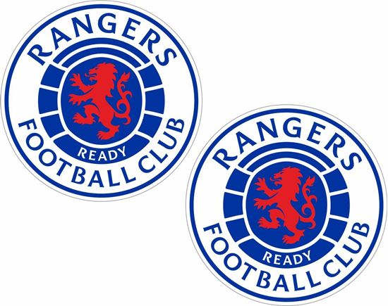 Picture of Rangers FC Decals / Stickers