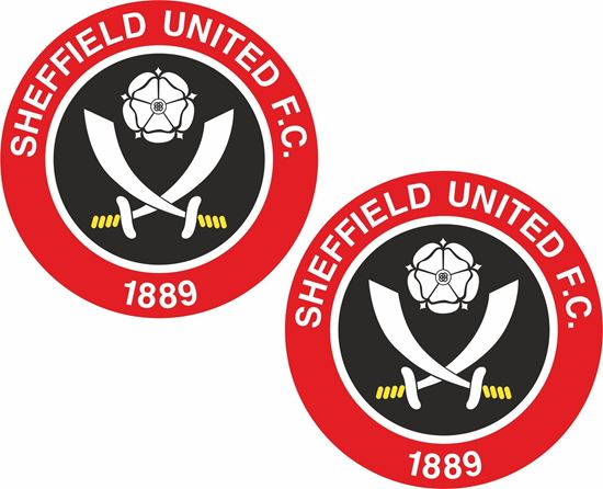 Picture of Sheffield United Decals / Stickers