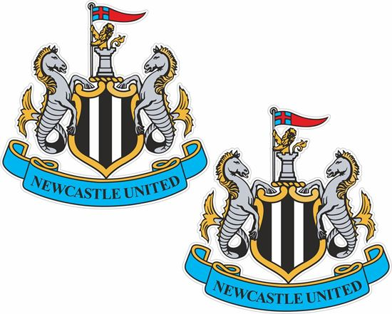 Picture of Newcastle United Decals / Stickers
