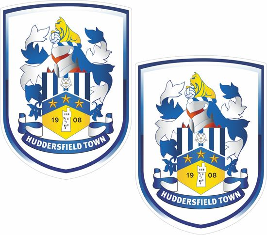 Picture of Huddersfield Town FC Decals / Stickers