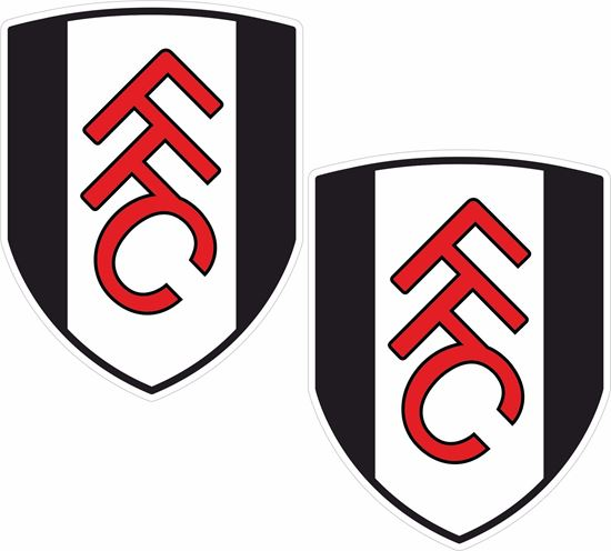 Picture of Fulham FC Decals / Stickers