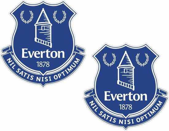 Picture of Everton FC Decals / Stickers