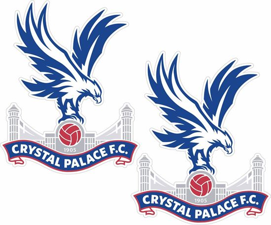 Picture of Crystal Palace FC Decals / Stickers