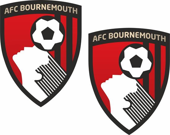 Picture of Bournemouth FC Decals / Stickers