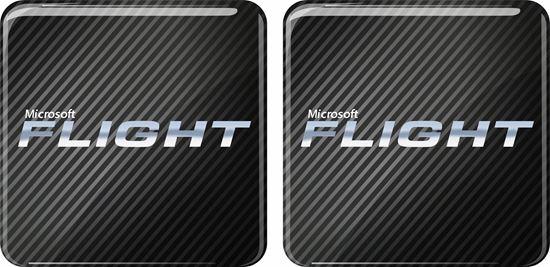 Picture of Microsoft Flight Gel Badges