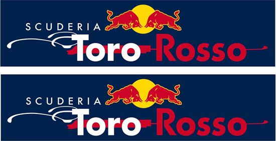 Picture of Toro Rosso F1 Decals / Stickers