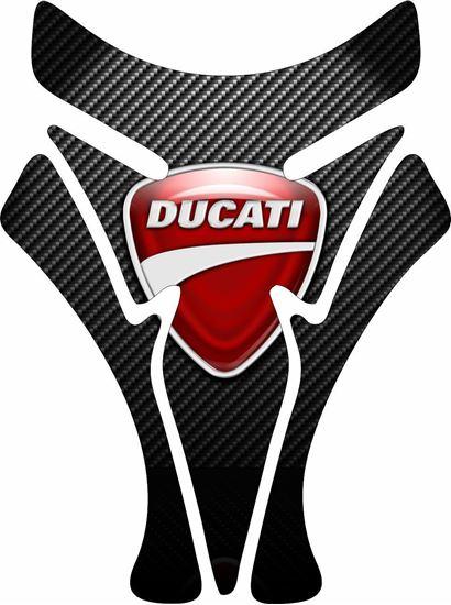 Picture of Ducati Gel Tank Protector