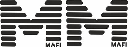 Picture of MAFI Stickers / Decals