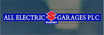 Picture of Suzuki All Electric Garages PLC  - Dealer rear glass Sticker