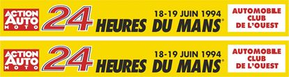 Picture of 1994 Le Mans 24 Heures  Decals / Stickers