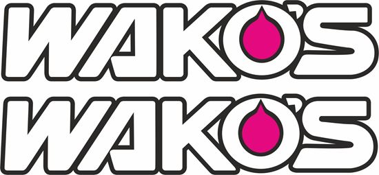 Picture of Wakos Decals / Stickers