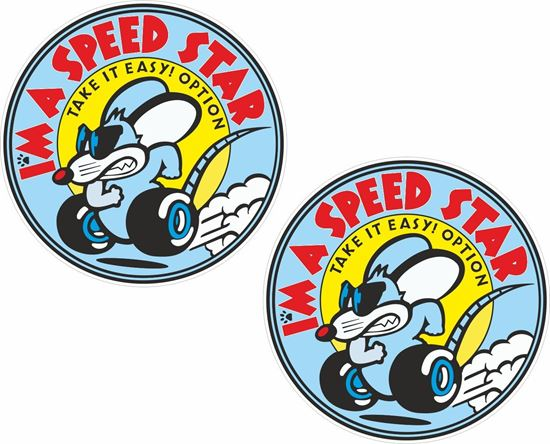 Picture of Speed Star Racing SSR wheels  Decals / Stickers