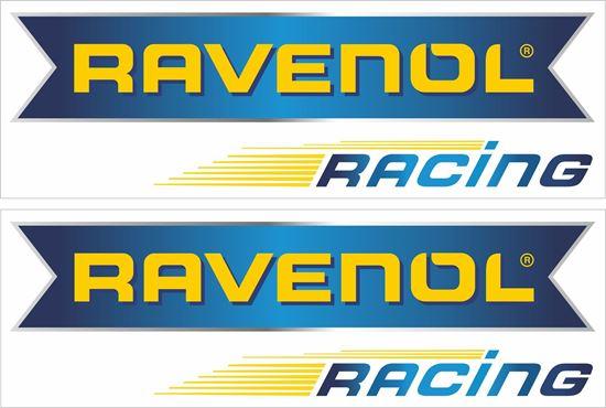 Picture of Ravenol Racing Decals / Stickers