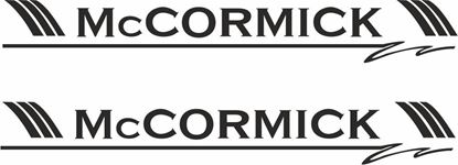 Picture of McCormick Decals  / Stickers