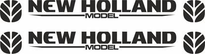 Picture of New Holland Decals  / Stickers