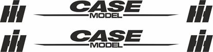 Picture of Case Model Decals  / Stickers