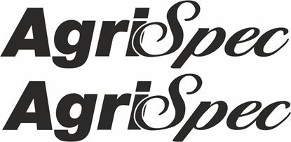 Picture of Agri Spec Decals  / Stickers