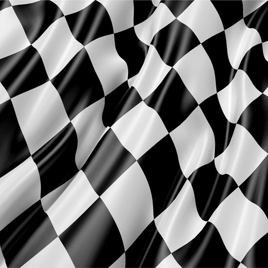 Picture of Chequered Vinyl Wrap Sheet