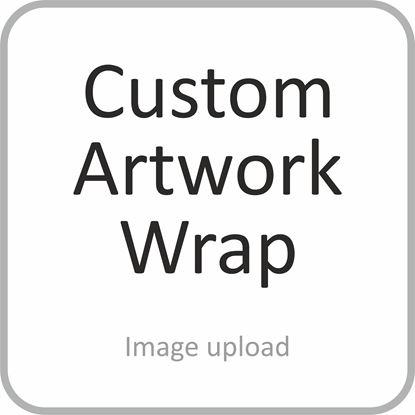 Picture of Custom Artwork Vinyl Wrap