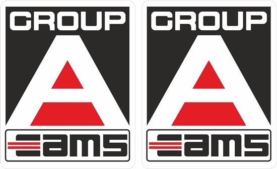 Picture of Group A Cams Decals / Stickers