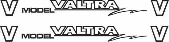 Picture of Valtra Model Decals  / Stickers