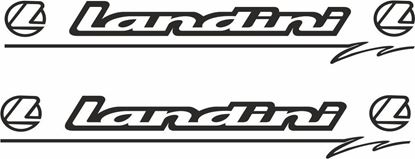 Picture of Landini Decals  / Stickers