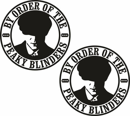 Picture of Peaky Blinders Decal / Sticker