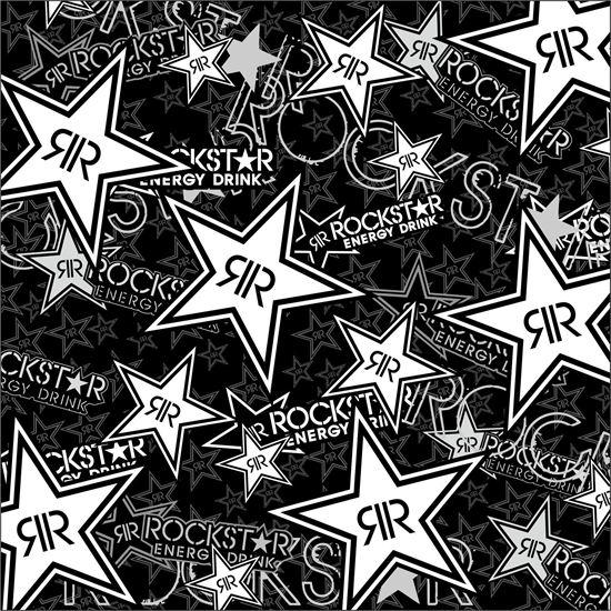 Picture of Rockstar Vinyl Wrap Sheet