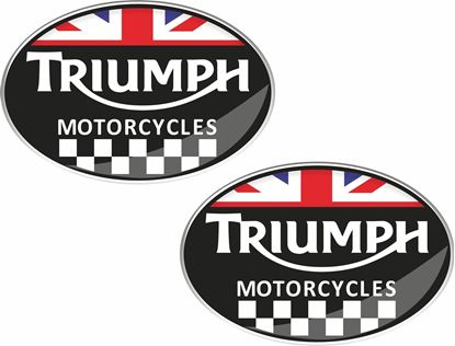 Picture of Triumph Motorcycles Decals / Stickers