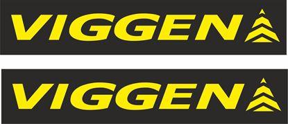 Picture of SAAB Viggen Decals / Stickers