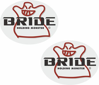 Picture of Bride Decals / Stickers