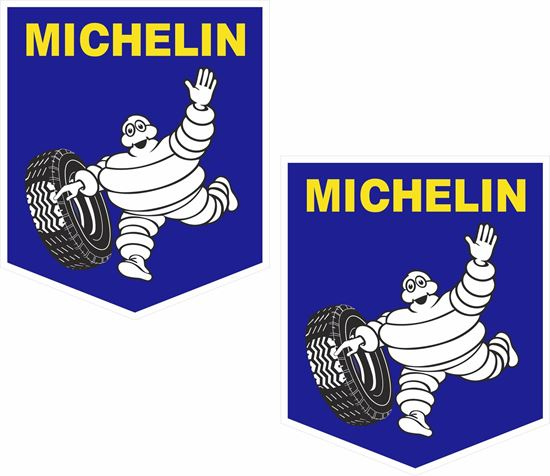 Picture of Michelin Decals / Stickers