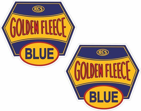 Picture of Golden Fleece Decals / Stickers