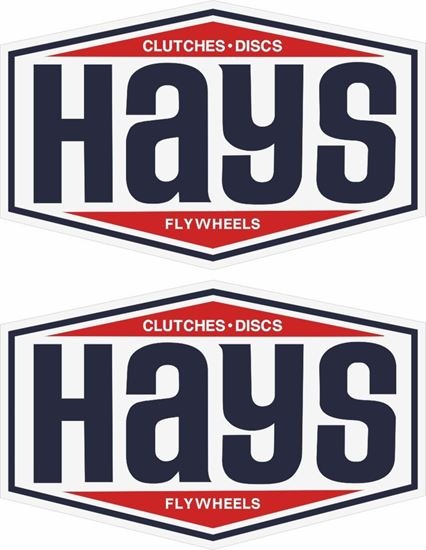 Picture of Hays Decals / Stickers