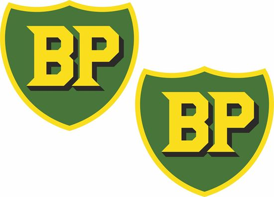 Picture of BP Decals / Stickers
