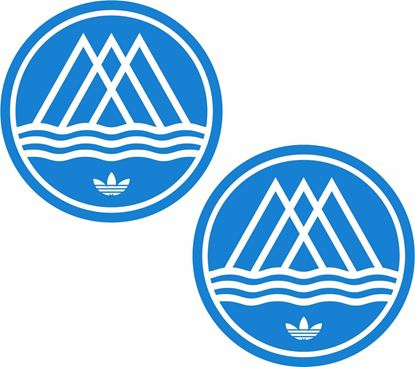 Picture of Adidas Decals / Stickers