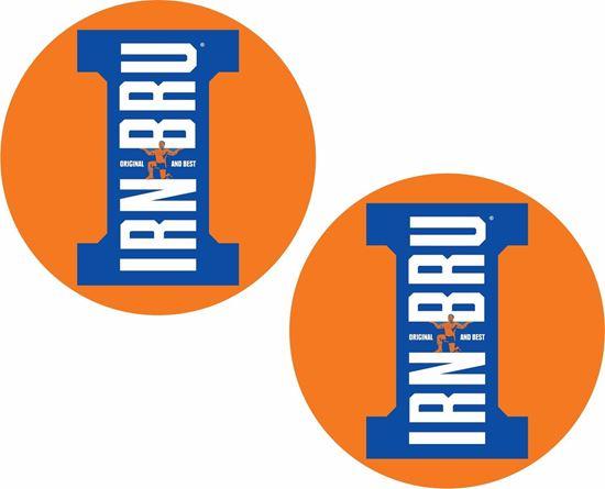 Picture of Irn Bru Decals / Stickers