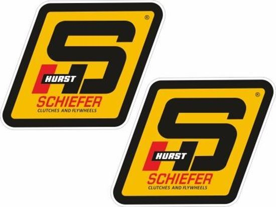 Picture of Hurst Schiefer Decals / Stickers