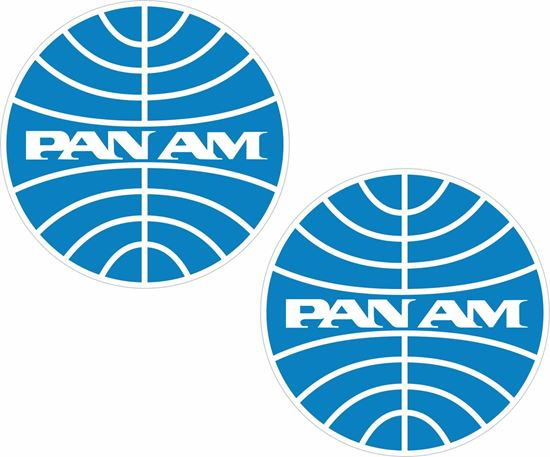 Picture of Pan Am Decals / Stickers