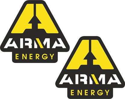 Picture of Arma Energy Decals / Stickers
