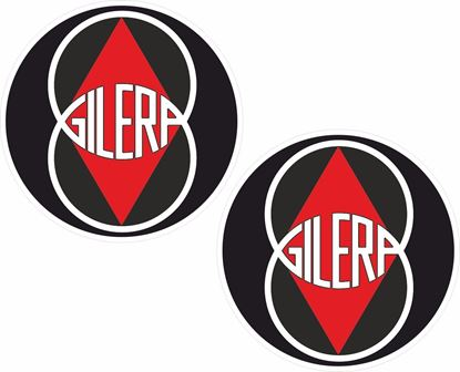 Picture of Gilera Decals / Stickers