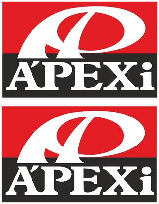 Picture of A'Pexi Decals / Stickers