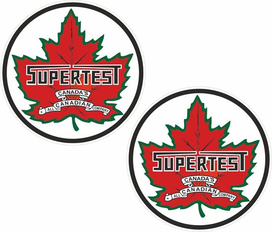 Picture of Supertest Decals / Stickers
