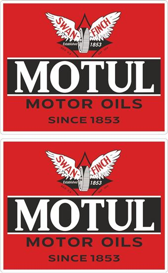 Picture of Motul Decals / Stickers